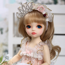 BJD Poppen Salama 1/6 Fashion Hoge Kwaliteit Meisje Speelgoed Xmas Gifts Speelgoed voor Kinderen Vrienden