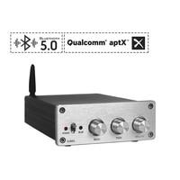 AIYIMA HIFI TPA3255 Bluetooth 5.0 APTX 2.1 Subwoofer Amplifier 75W*2+150W High Power Digital Audio AMP Home Sound Theater DIY