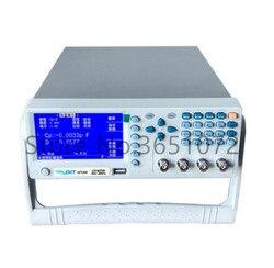 CKT106X tanie ceny RLC miernik miernik parametru esr cyfrowy miernik RLC miernik pojemności indukcyjności|Mierniki pojemności|Narzędzia -