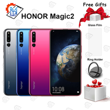 Original HONOR Magic2 Mobile Phone 6.39 inch 8GB 128GB Kirin