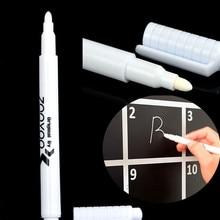 4/3/2/1 шт. белый жидкий мел маркер Стекло доски для досок Blackboard шариковая ручка с жидкими чернилами ручка с использованием на доске окна белая ручка