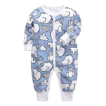 Baby Romper Newborn baby boys girls clothes 3 6 9 12 18 24 months cotton infant jumpsuit toddler kids clothing