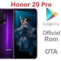 De Honor en 20 Pro 4G LTE teléfono celular 6,26