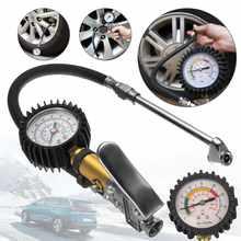 Автомобильный прибор для измерения давления в шинах