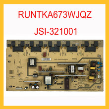 RUNTKA673WJQZ JSI-321001 Power Supply For SHARP LCD-32D500A ... TV Plate Power Card Power Support Board(China)