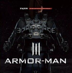TILTA max ARM-T03 Armor Man 3,0 Gimbal система поддержки для ARRI RED Camera DJI RONIN 2 3-осевой Gimal Стабилизатор steadycam/easyrig