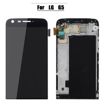 For LG G5 LCD Touch Screen with Frame Digitizer Replacement Display 5.3  H850 AAA