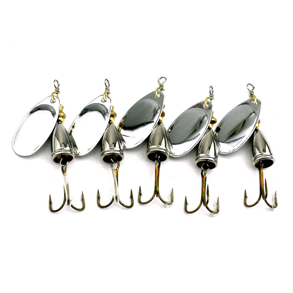 Mồi Câu Cá Đầm Thìa 6.5 Cm 8.5G Wobbler Mồi Câu Cá Spinner Loại Mồi Câu Cá Pha Tắc Bóng Câu Phụ Kiện