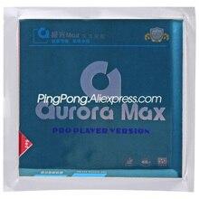 Дружба 729 Aurora MAX резиновый чехол для настольного тенниса(Aurora PRO) 729 для пинг-понга