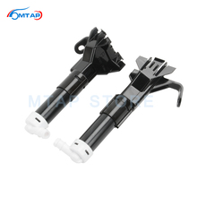 Farol luz de limpeza spray atuador para toyota para camry euro acv40 2009 2010 2011 cabeça luz bico bomba