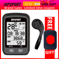 IGPSPORT Bike Computer Stopwatch Bicycle Computer IPX6 Waterproof IGS20E GPS|bike computer|bicycle computer|computer gps -