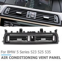 Grill Right-Air-Conditioning Outlet Vent Left Car Panel Center VODOOL with Chrome-Plate
