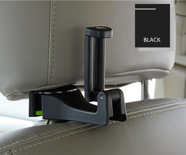 NEW Car Headrest Hook Phone Holder for Lexus RX300 RX330 RX350 IS250 LX570 is200 is300 ls400 CT DS LX LS IS ES RX GS GX-Ser 4