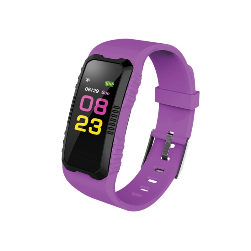 Offer Price for  H2 0.96 Inch Screen Smart Wristband Watch Bluebooth Waterproof Fitness Tracker Smart Reminder Passo