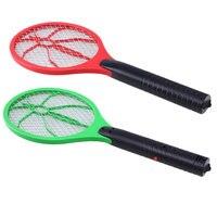 Assassino do mosquito malha swatter * controle de mosquito elétrico três camada insetos zapper insetos elétricos voando