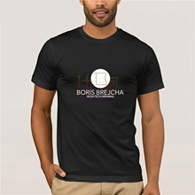 DJ BORIS BREJCHA T-SHIRT High-Tech Minimal Techno Music Unisex men Cartoon New Fashion cool tees top t-shirt