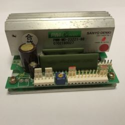 Used PM stepping motor driver I043113 / I043113-00 for QSS2901 digital minilab,good working condition
