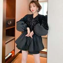 Женское Свободное пальто на молнии с v образным вырезом
