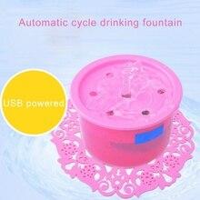 Автоматический фонтан для воды для кошек, Электрический фонтан для воды для собак, кошек, домашних питомцев, миска для питья кошек, диспенсер для фонтанов, товары для домашних животных