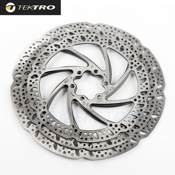 Rotor de bicicleta de 160mm, 180mm, 203mm, disco hidráulico de bicicleta de...