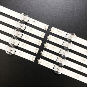 Image 5 - Nouveau 10 Pièces/ensemble LED bande de rétro éclairage De Remplacement pour LG 50LB650V Innotek DRT 3.0 50 B 6916L 1736A 1735A 1978A 1979A LC500DUE