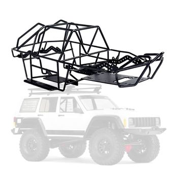 Metal Roll Cage Chassis Frame for Axial SCX10II AX90046 1/10 RC Car  NEW