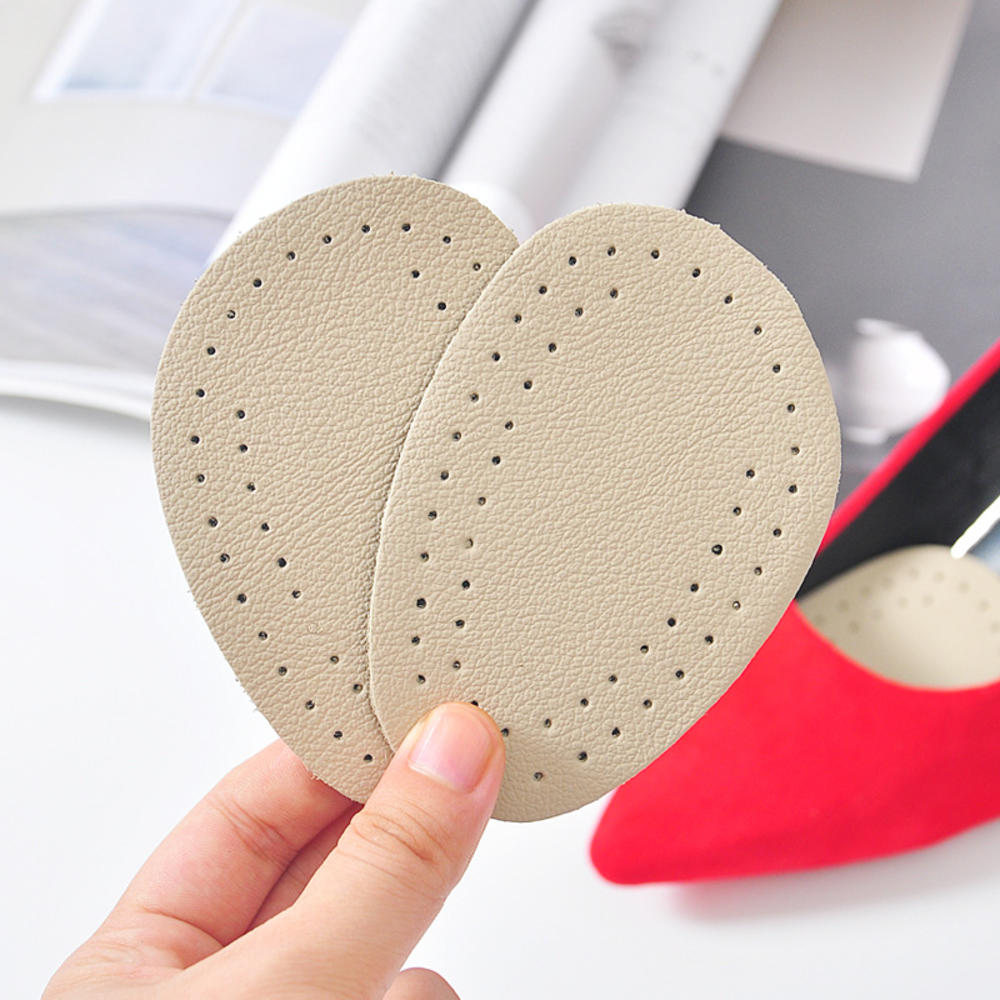 1 Pc Forefoot Insoles Shoes Sponge Pads High Heel Soft Insert Anti-Slip Foot Protection Pain Relief Women Shoes Insert Cushion