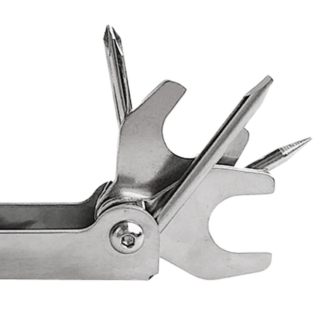 11 In 1 Scuba Diving Wrench Screwdriver Multi Tool For Repairing & Adjusting