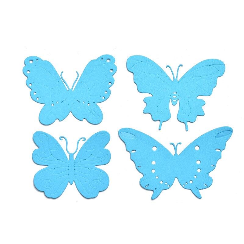 DiyArts Butterfly Dies Metal Cutting Dies 2019 for Craft Dies Scrapbooking Embossing Die Cut Stencil Dies Animal Card Making in Cutting Dies from Home Garden