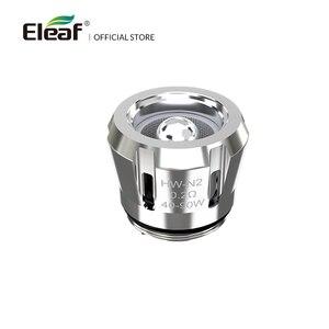 Image 4 - [RU/abd] orijinal Eleaf HW bobin kafası HW M2/HW N2 0.2ohm kafa 40w 90w iJust 21700 kiti/istick Mix kiti elektronik sigara