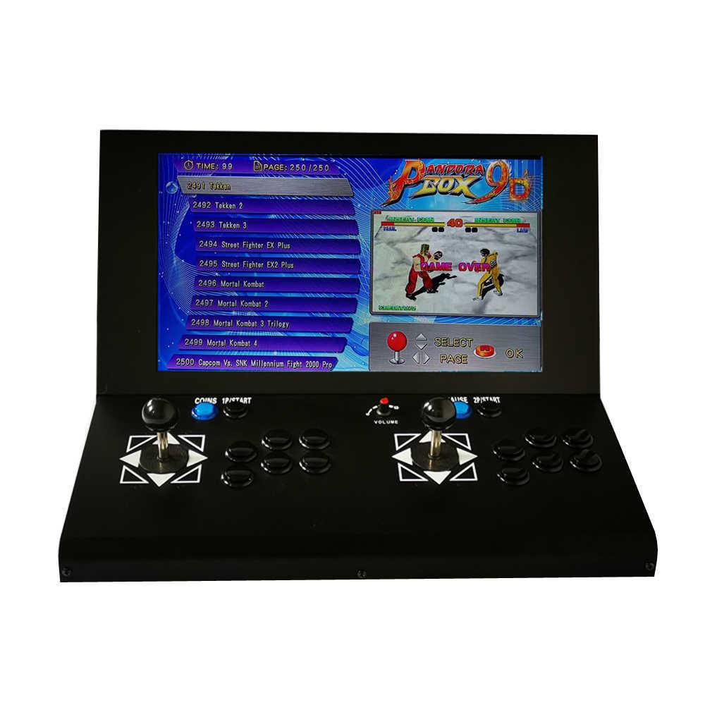Hot Sale Pandora S Box 9d Game Bartop Cheap Pandoras Box Arcade Fighting Game Machine Aliexpress