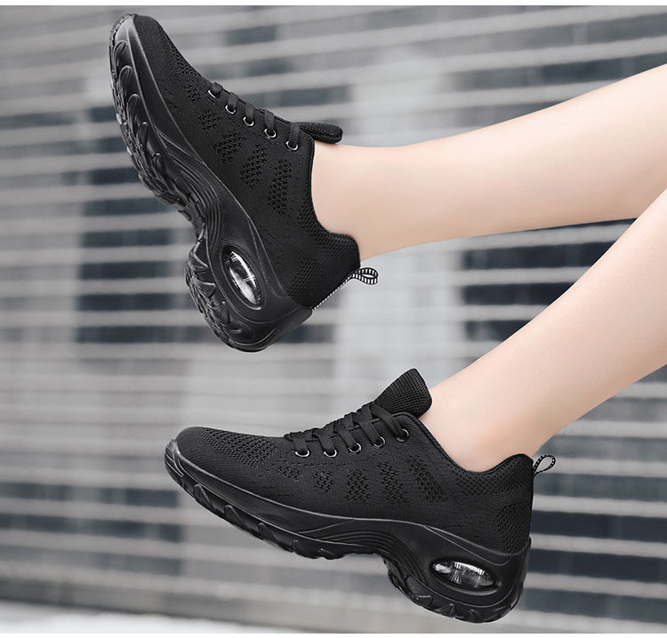 Women shoes 2020 new fashion solid color women sneakers lace-up mesh breathable casual shoes woman sneakers tenis feminino