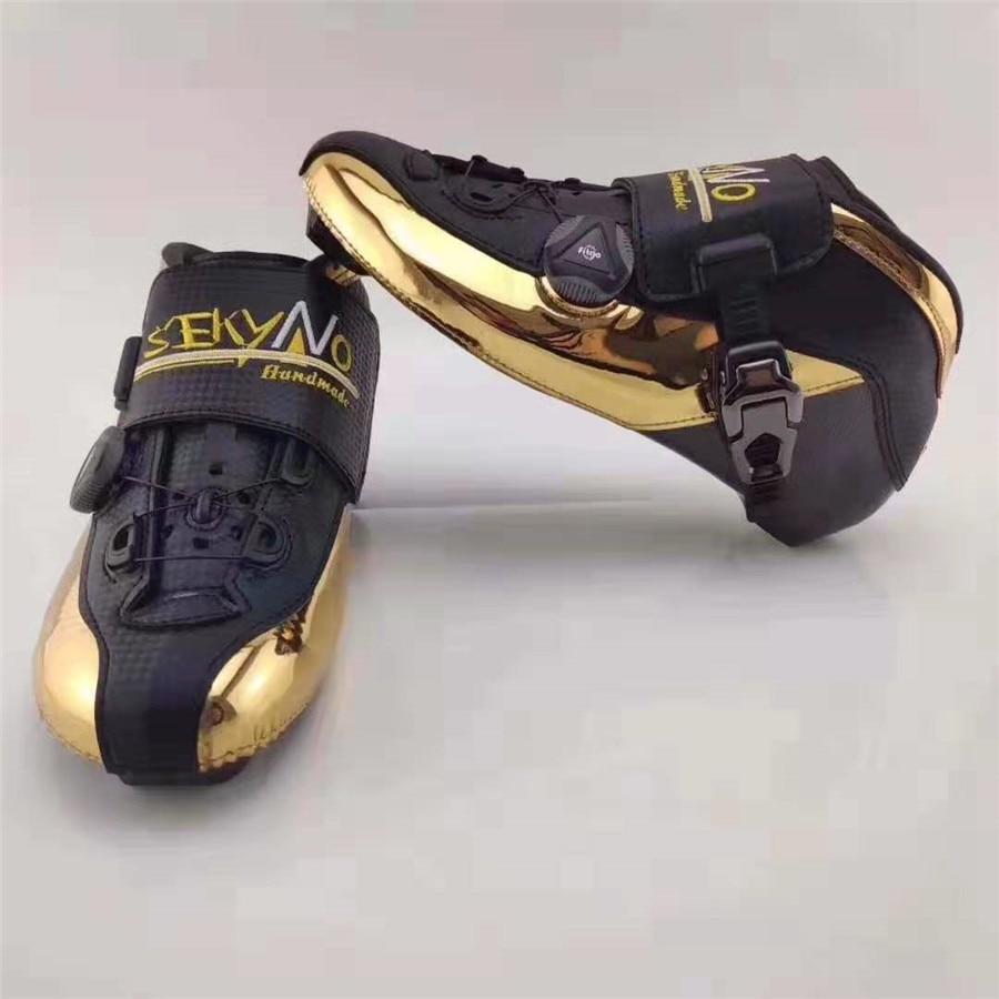 YF YOUFU Inline Schaatsen Volwassen Roller skate schoenen Illuminating Wielen 76W Zwart Wit - 3
