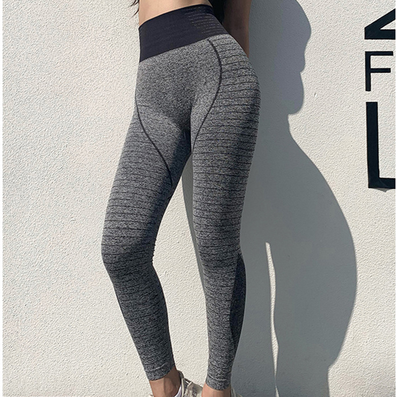 High Elastic Sweatpants Workout Yoga Pant Sport Leggings Dry Fit Fitness Women Gym Sexy Wear High Waist Energy Athletic Trousers Buy At The Price Of 13 02 In Aliexpress Com Imall Com These fit celebrities over 40 will inspire you to hit the gym. high elastic sweatpants workout yoga