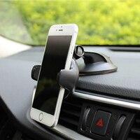 Soporte Universal de teléfono móvil para coche, sostenedor de Celular para parabrisas, soporte de teléfono inteligente, Porta teléfono móvil
