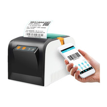 WERESE 80mm barcode thermal printer sticker label printer retail pos receipt printer USB mini mobile phone bluetooth printer wholesale high quality label sticker receipt printer barcode qr code pos printer support 80mm width print speed very fast