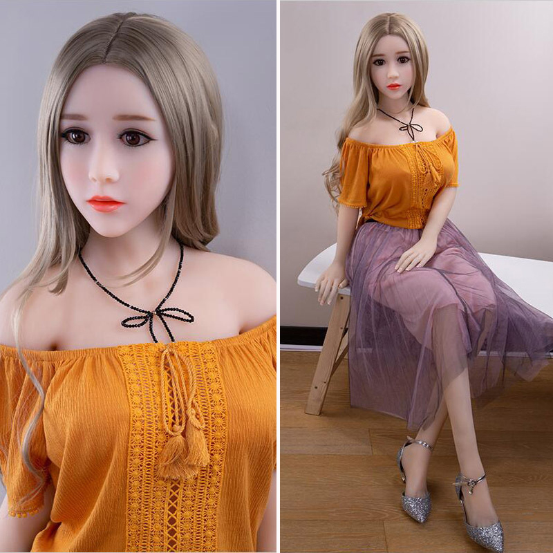 Sweet TPE silicone <font><b>Japanese</b></font> sexy girl vagina man masturbator 3d pussy small new <font><b>sex</b></font> <font><b>doll</b></font> adult <font><b>158cm</b></font> <font><b>sex</b></font> <font><b>doll</b></font> image