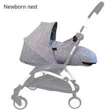 Baby Stroller Sleeping-Bag Babytime-Carriages Yoya Newborn Winter Basket En for Yoyo