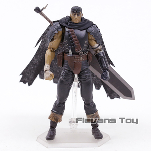 Image 3 - FIGMA 359 Berserk Guts ดาบสีดำ PVC Action FIGURE Joint Movable Figurien ของเล่น