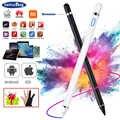 ปากกา Stylus สำหรับ Apple iPad Pro 11 12.9 10.5 9.7 Apple Smart TOUCH ดินสอ 2 สำหรับ AIR 3 mini 4 5 Huawei แท็บเล็ต iPad 10.2 อุปกรณ์เสริม
