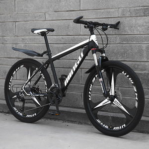 Variable speed bicycle 24 inch/26 inch Mountain Bike 21/24/27/30 Cross Country Bicycle adult Student Bmx Road Racing Speed Adult