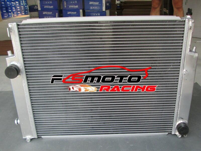 2 ряда Алюминий гонки радиатор для BMW E36 M3 Z3 3 серии 325TD 320 323 325 328 1992-1999 MT 93 95 96 98