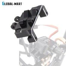 Racing HR – support de montage servo en aluminium, pour Axial SCX10 24 Axial SCX24 90081, pièce de mise à niveau