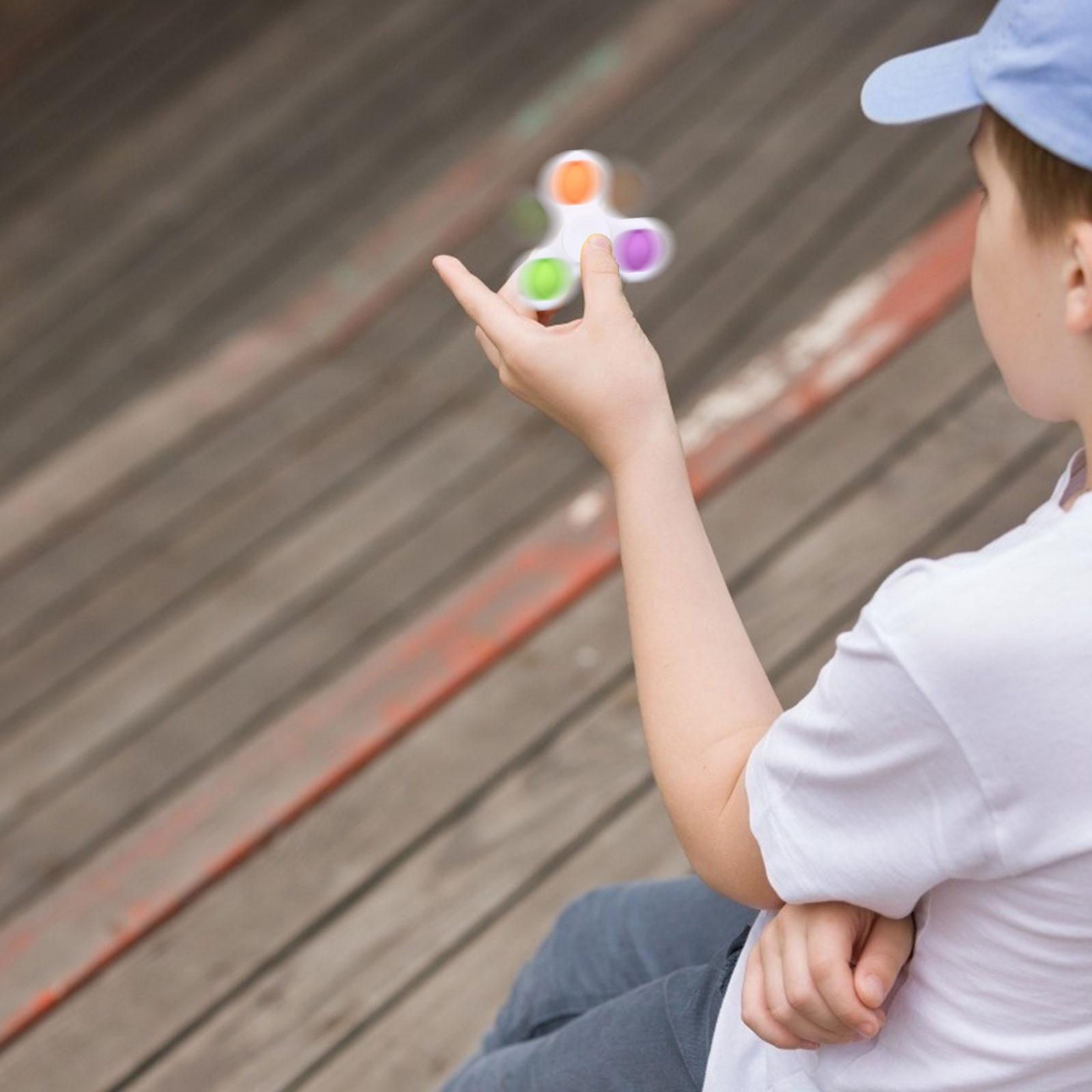 It-Toys Fidget-Spinner Anti-Stress Novelty Funny Spinning Adult Kids New Pop img5