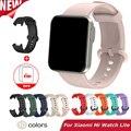 Ersatz Strap Für XiaoMi Mi Uhr Lite Strap Silikon Armband Für XiaoMi Mi Uhr Lite Smart Armband armband