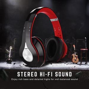 Image 2 - Mpow en iyi 059 kulaklıklar kablosuz Bluetooth 4.0 kulaklık dahili mikrofon yumuşak Earmuffs gürültü Stereo kulaklık telefonları için