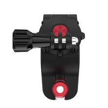 Sports Camera Bike Clip Universal Bicycle Stand Accessories Universal Handlebar Clip Tripod Mount for Gopro Osmo(China)