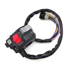 مفتاح الإضاءة للدراجة النارية للمقود Hi/Low/On/Off For YAMAHA Moto 4 Warrior 350 YFM 250 350