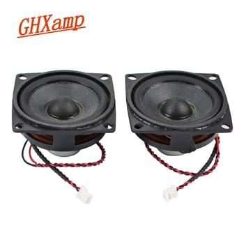2 Inch Midrange Speaker 6ohm 10W Neodymium Magnetic 2pcs 2