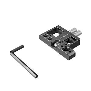 Image 2 - SmallRig placa lateral izquierda con bloqueo de Cable para cámara Sigma fp Placa de liberación rápida con bloqueo de Cable USB y HDMI 2672
